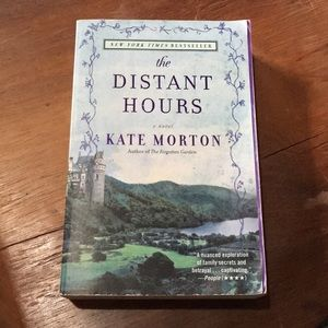 The distant hours by Kate Morton book novel